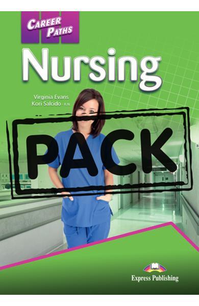 Curs limba engleză Career Paths Nursing - Pachetul elevului