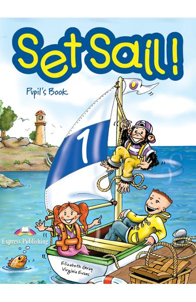 Curs limba engleză Set Sail 1 Manualul elevului