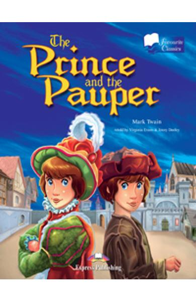 Literatura adaptata The Prince and The Pauper