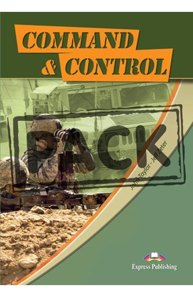 Curs limba engleză Career Paths Command & Control - Pachetul elevului