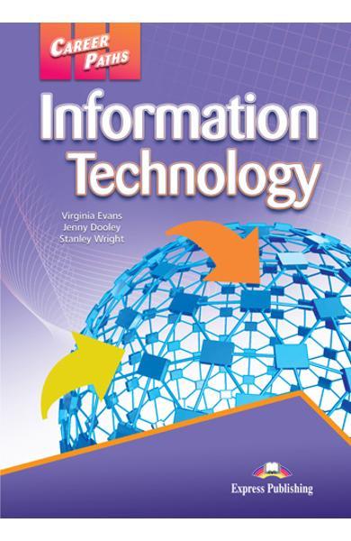 Curs limba engleză Career Paths Information Technology - Manualul elevului