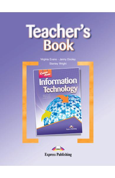 Curs limba engleză Career Paths Information Technology - Manualul profesorului