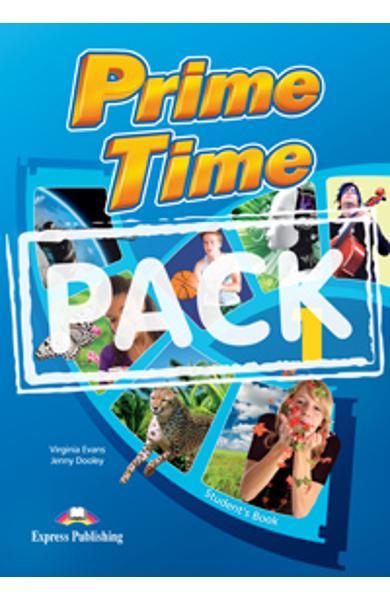 Curs lb. engleza – Prime Time 1 SB cu IeBook