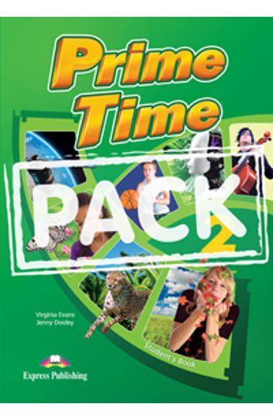 Curs lb. engleza – Prime Time 2 SB cu IeBook