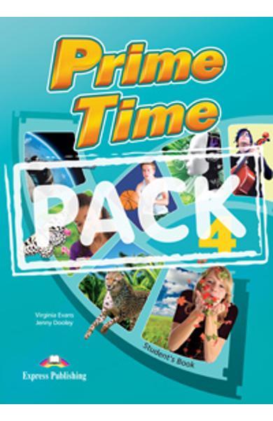 Curs lb. engleza – Prime Time 4 SB cu IeBook