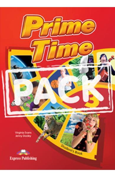 Curs lb. engleza - Prime Time 3 SB cu IeBook