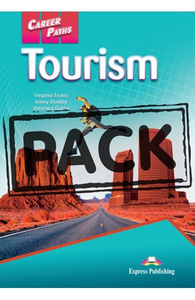 Curs limba engleză Career Paths Tourism - Pachetul elevului