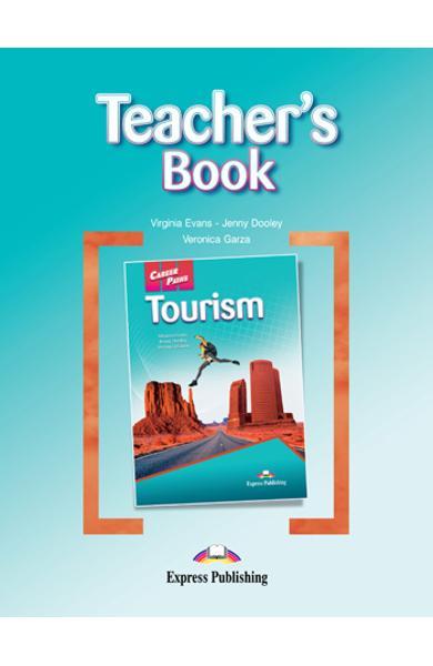 Curs limba engleză Career Paths Tourism - Manualul profesorului