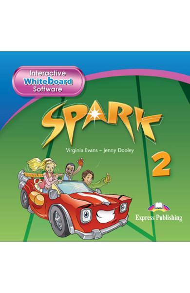 Curs limba engleză Spark 2 Monstertrackers Software pt. tabla magnetica 978-0-85777-331-9