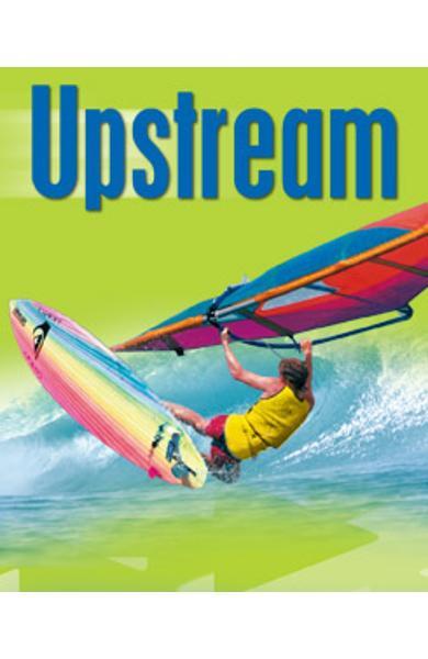 Curs limba engleză Upstream Beginner Ghidul profesorului ptr. tabla interactiva 978-1-84862-306-4