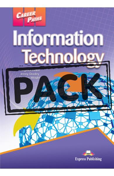 Curs limba engleză Career Paths Information Technology - Pachetul elevului