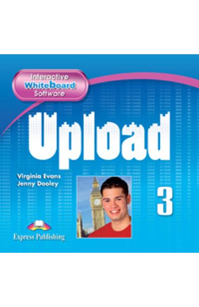 Curs limba engleza Upload 3 Software ptr. tabla magnetica 978-1-4715-0260-6