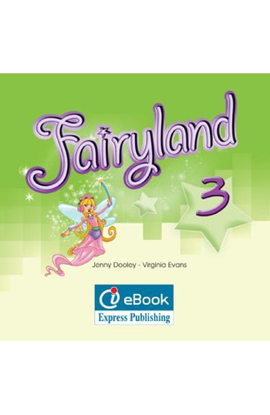 Curs limba engleză Fairyland 3 ieBook