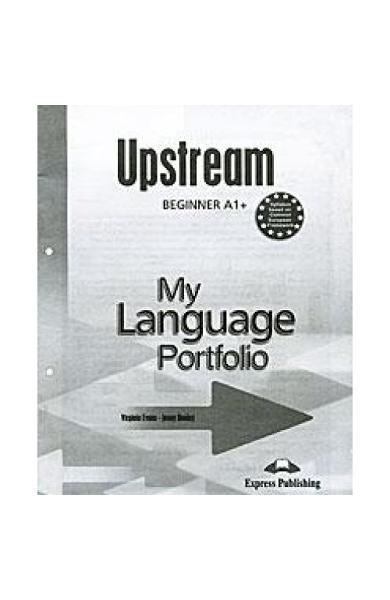Curs limba engleza - Upstream Beginner My Language Porfolio