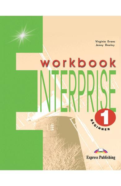 Curs limba engleză Enterprise 1 Caietul elevului 978-1-84216-091-6