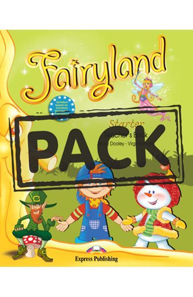 Curs limba engleza Fairyland Starter Manualul Profesorului