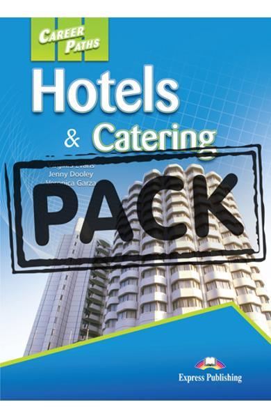 Curs limba engleză Career Paths Hotels & Catering - Pachetul elevului