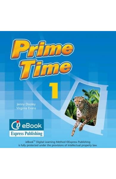 Curs Lb.engleza - Prime Time 1 Ie-Book