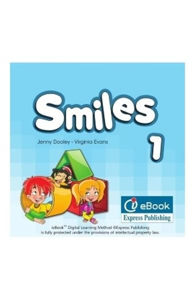 Curs Lb. Engleza Smiles 1 ieBook