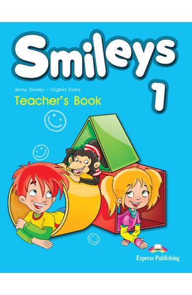 Curs Lb. Engleza Smileys 1 Manualul Profesorului
