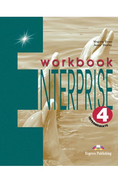 Curs limba engleză Enterprise 4 Caietul elevului 978-1-84216-823-3