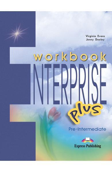 Curs limba engleză Enterprise Plus Caietul elevului 978-1-84325-814-8