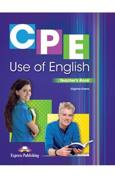 CPE Use of English Manualul profesorului