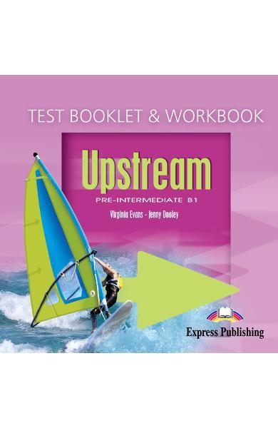 Curs limba engleză Upstream Pre-Intermediate Audio CD la caietul elevului şi teste