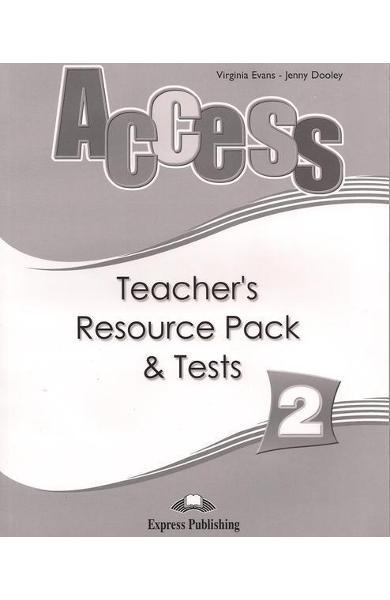 Curs limba engleză Access 2 Material adiţional pentru profesor şi teste