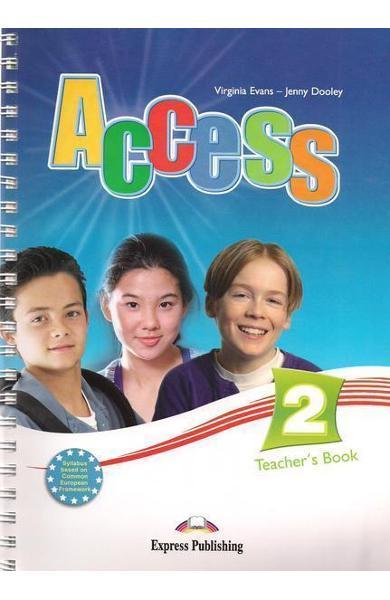 Curs limba engleză Access 2 Manualul profesorului