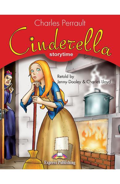 Literatură adaptată Cinderella