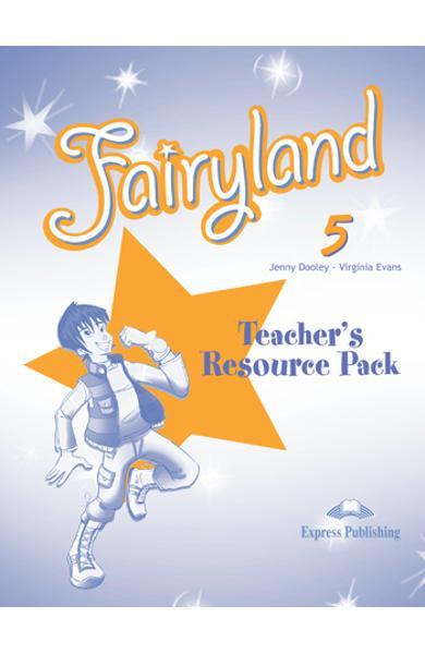 Curs limba engleză Fairyland 5 Material adiţional pentru profesor