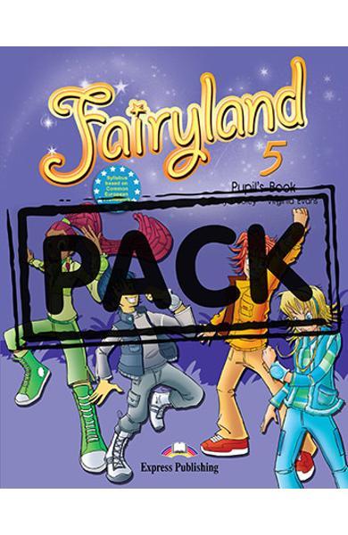 Curs limba engleză Fairyland 5 Pachetul elevului