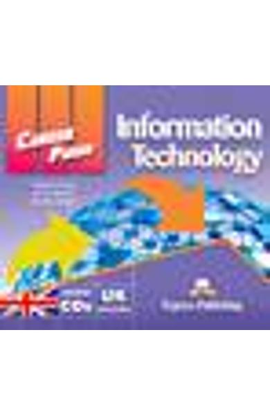 Curs limba engleză Career Paths Information Technology - Audio-CD (set de 2 CD-uri)