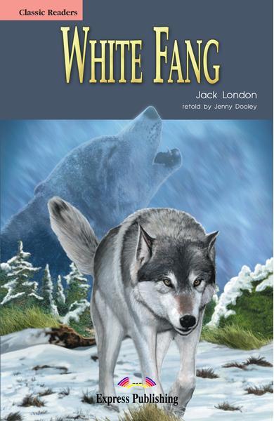Literatură adaptată pt. copii White Fang