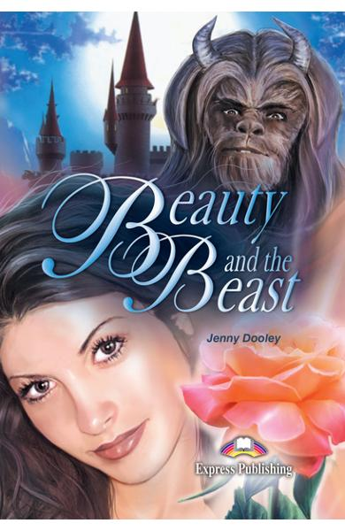 Literatură adaptată pt. copii Beauty and the Beast 978-1-84216-653-6