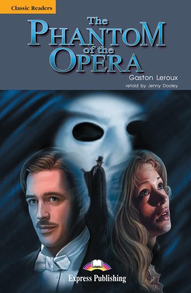 Literatură adaptată pt. copii the phantom of the opera
