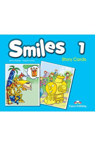 Curs Lb. Engleza Smiles 1 Story Cards 978-1-78098-726-2