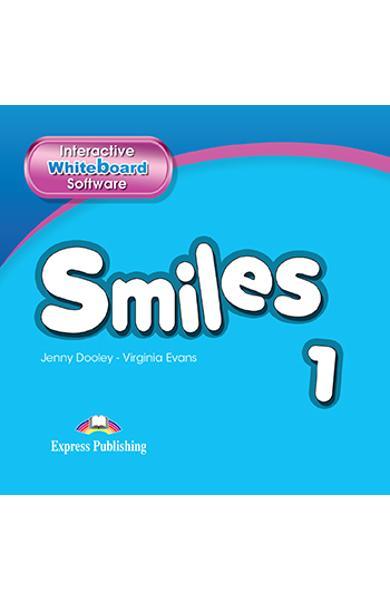 Curs Lb. Engleza Smiles 1 Software pentru Tabla Interactiva 978-1-78098-729-3