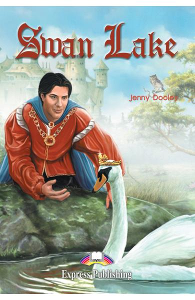 Literatură adaptată pt. copii Swan Lake 978-1-84216-902-5