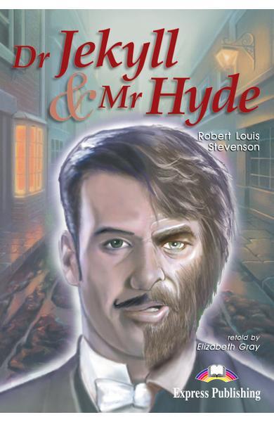 Literatură adaptată pentru copii Dr. Jekyll and Mr. Hyde 978-1-84216-786-1
