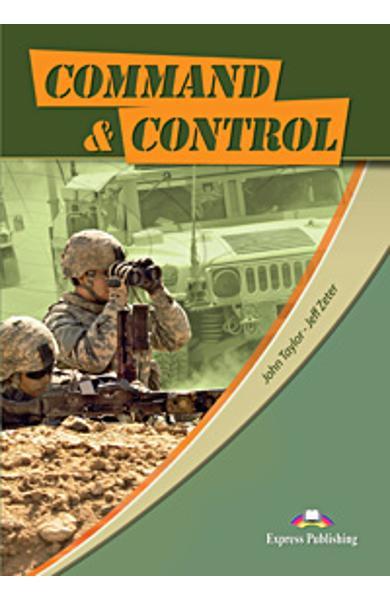 Curs limba engleză Career Paths Command & Control - Manualul elevului