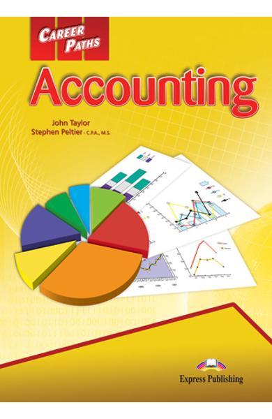 Curs limba engleză Career Paths Accounting - Manualul elevului