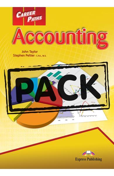 Curs limba engleză Career Paths Accounting - Pachetul elevului