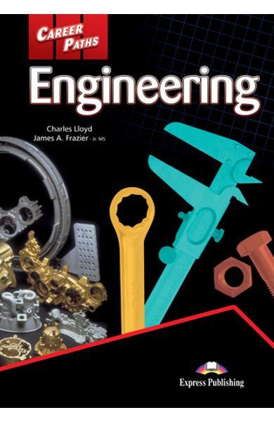Curs limba engleză Career Paths Engineering - Manualul elevului