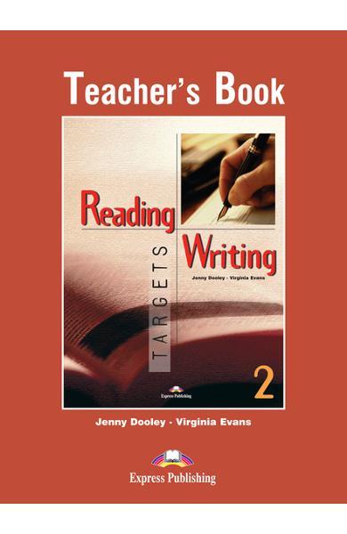 Curs limba engleză Reading and Writing Targets 2 Manualul profesorului