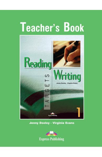 Curs limba engleză Reading and Writing Targets 1 Manualul profesorului