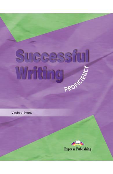 Curs limba engleză Successful Writing Proficiency Manualul elevului