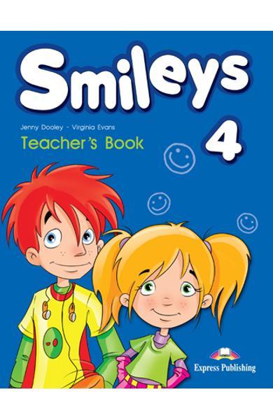 Curs Lb. Engleza Smileys 4 Manualul profesorului 978-1-79098-759-0