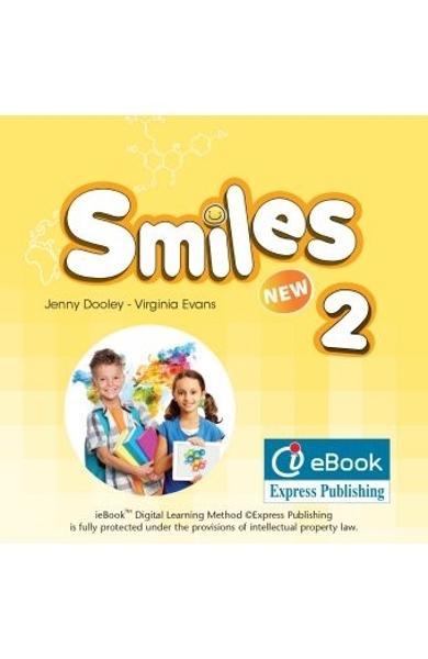 Curs Lb. Engleza Smiles 2 ieBook 978-1-78098-733-0